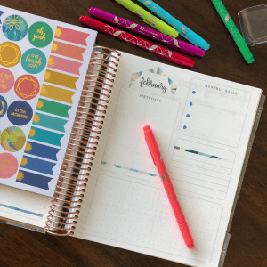 Tips to Make the Most out of Your 2020 Planner