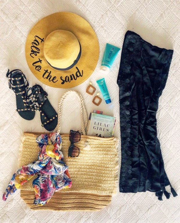Spring Break Style: Affordable Pieces Worth Packing - Beach Vacation Packing Tips - SCsScoop.com