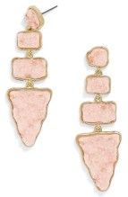 BaubleBar Oracle Drop Earrings, $34