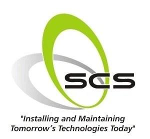 SCS Logo with strapline