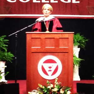 Springfield College's 13th President: Mary-Beth Cooper (Jon Santer/The Student)