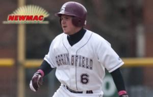 Springfield College senior, Sean Smith (Springfield Athletics Photo)
