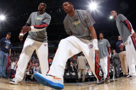 Photo Courtesy: Kevin Durant Facebook Page