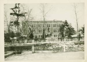Photo Courtesy: Springfield College Archives
