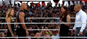 Photo courtesy of WrestleMania Facebook page