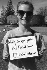 facial hair #3