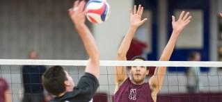 mens volleyball march 9th