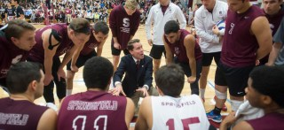 men's volleyball april 20