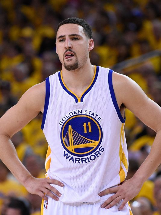 klay (USA TODAY:Kyle Terada)
