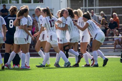 Women's Soccer vs Endicott