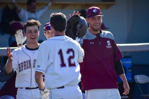 Baseball vs Rhode Island College