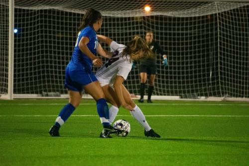 Women's Soccer vs WNE