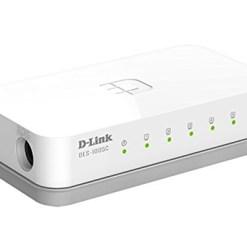 Switch Dlink DES-1005C 5-Port