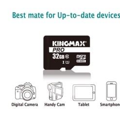 Thẻ nhớ Kingmax 32GB UHS-I U1- KMAX32GMCSDUHSP-1