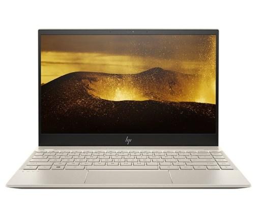 Laptop HP Envy 13-aq1023TU 8QN84PA Gold