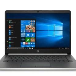 Laptop HP 14s-dk0117AU 8TS51PA Silver