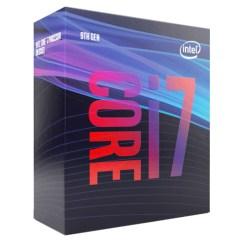 CPU Intel Coffee Lake Core i7-9700 (12MB Cache, upto 4.7Ghz)