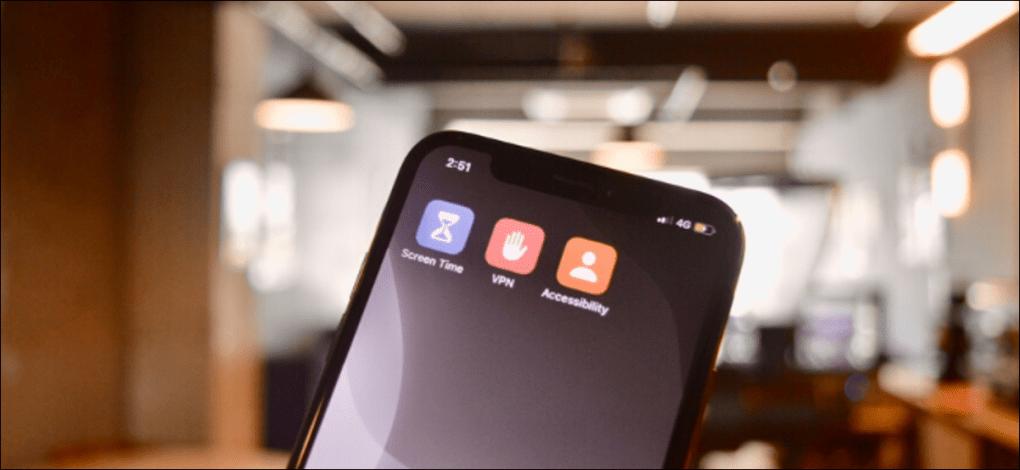 Cách mở nhanh trang cài đặt bằng phím tắt trên iPhone và iPad