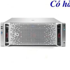 Máy Chủ HPE ProLiant DL580 G9 - CPU 4x E7-4809 v3 / Ram 128GB / Raid HP Smart P830i/2G / 4x PS