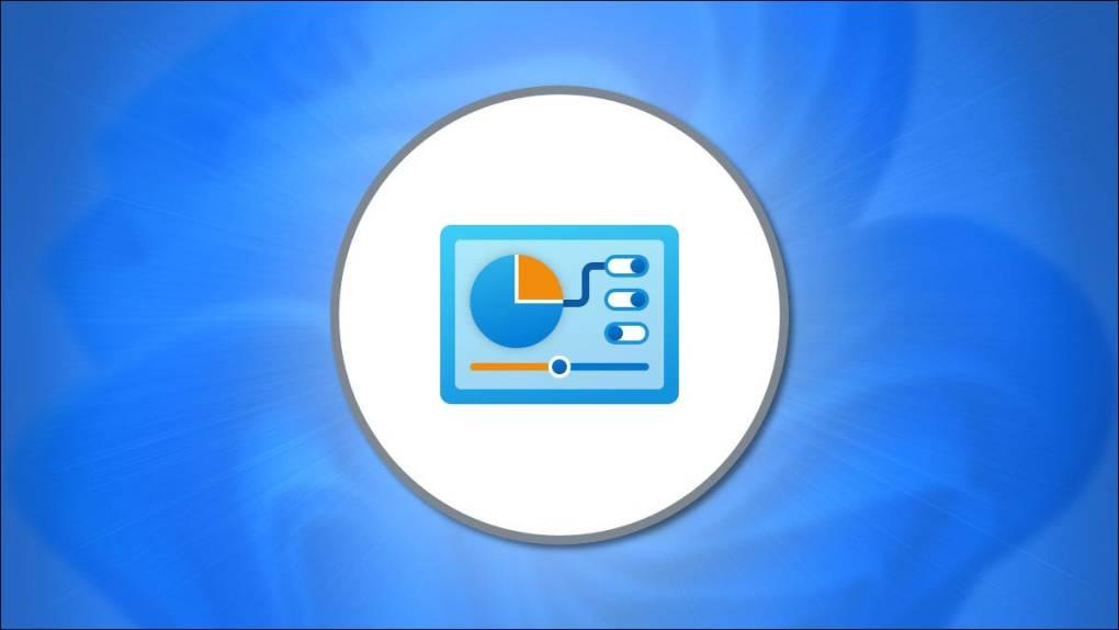 Mở Control Panel Windows 11