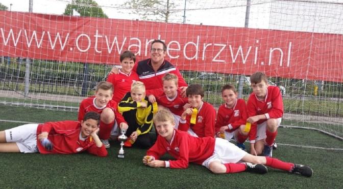 Sc 't Zand E7 Kampioen toernooi VV Dongen