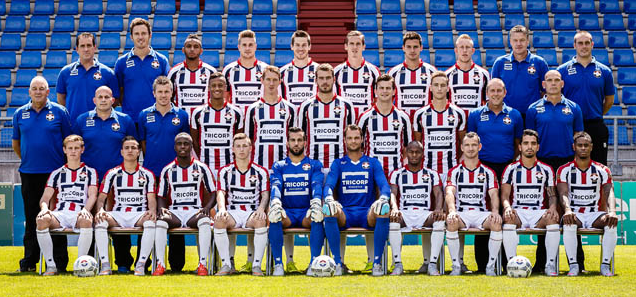 28 september: Willem II 2 – Pec Zwolle 2