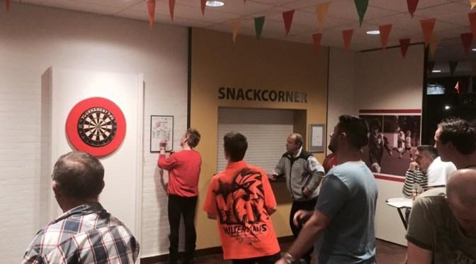 1e editie ZandMasters dart toernooi groot succes