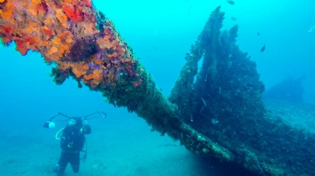 4_Wreck of the Papadiamandis