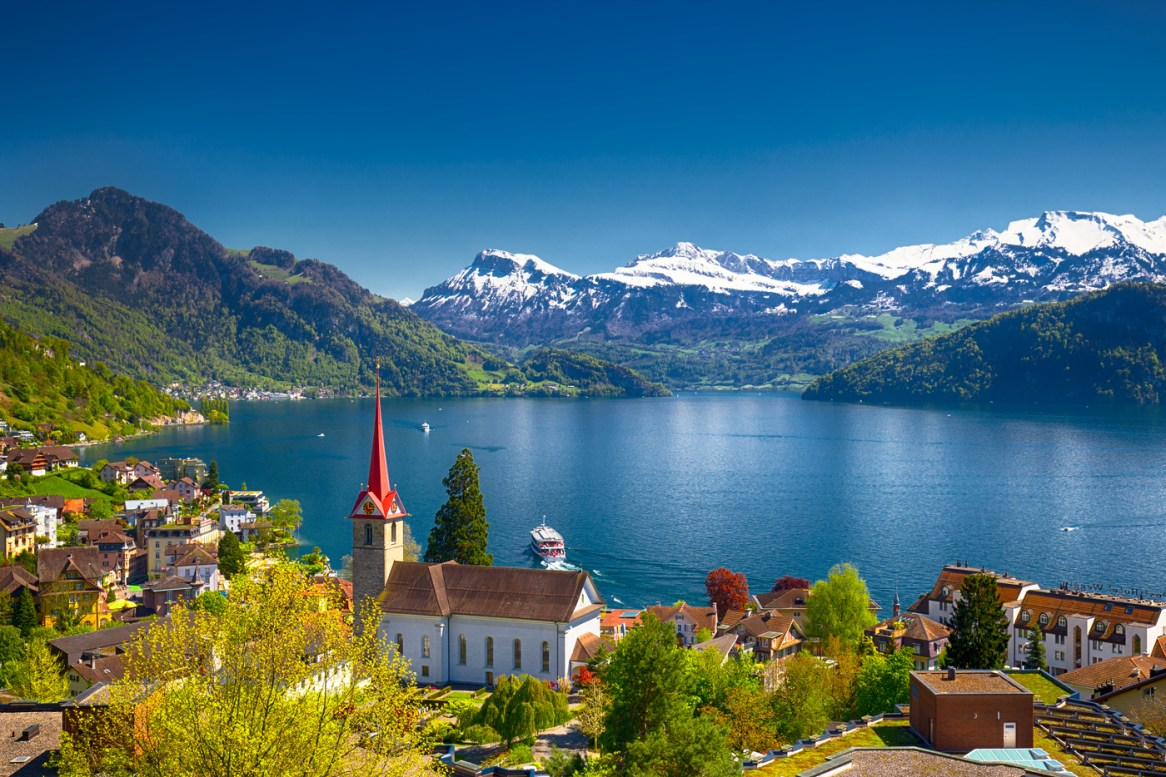 bigstock-Village-Weggis-Lake-Lucerne--138207653
