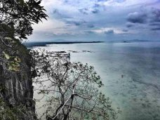 Ko Libong view from Dugong Point lookout. Photo by Pete McGee