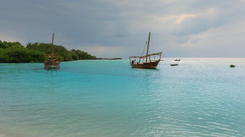 Dhow Boats Zanzibar