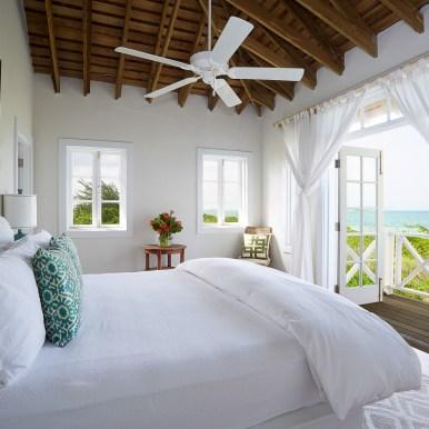 Beautiful private accommodations. (Courtesy Kamalame Cay)