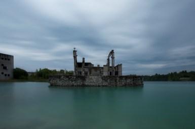 underwater prison