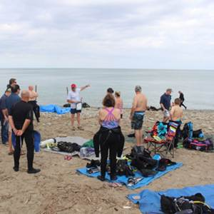 Open Water Training Dives @ Freeport Beach