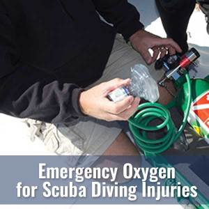 Emergency Oxygen Administration @ Diver's World