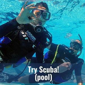 Try Scuba! @ Prep Aquatics Center