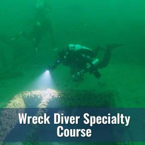 Wreck Diver @ Diver's World