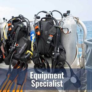 SDI Equipment Specialist @ Diver's World