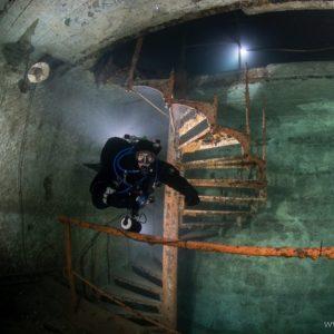 Kobanya Mine Diving Budapest