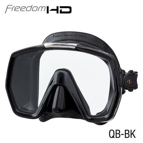 Tusa Freedom HD Maske sort