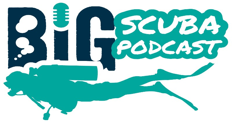 The BiG Scuba Podcast… with Marcus Greatwood