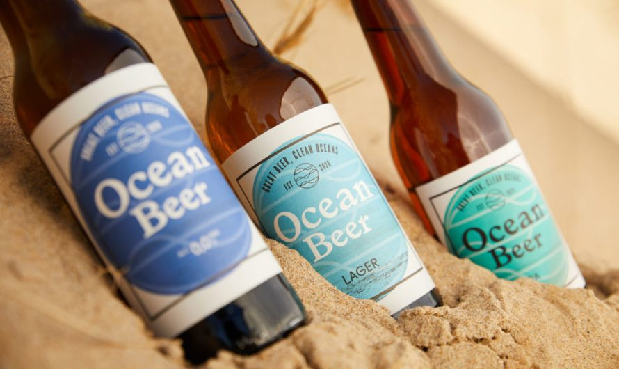 Ocean Beer – brewing for a better planet