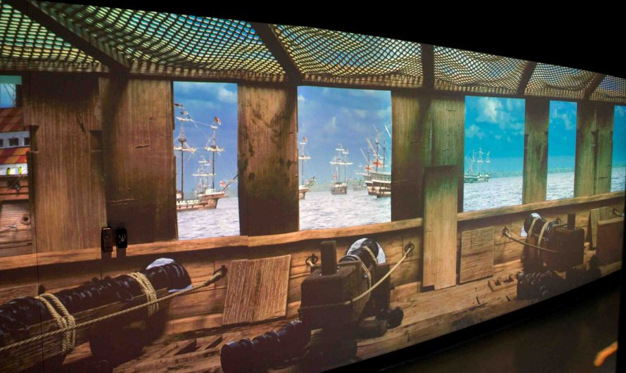 Sinking feeling on the Mary Rose