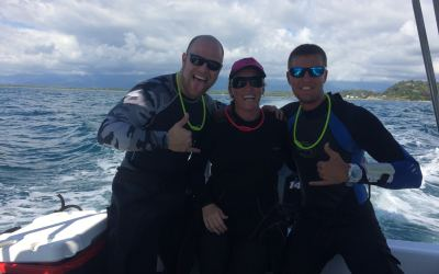 PADI IDC classes and technical training, February here we come