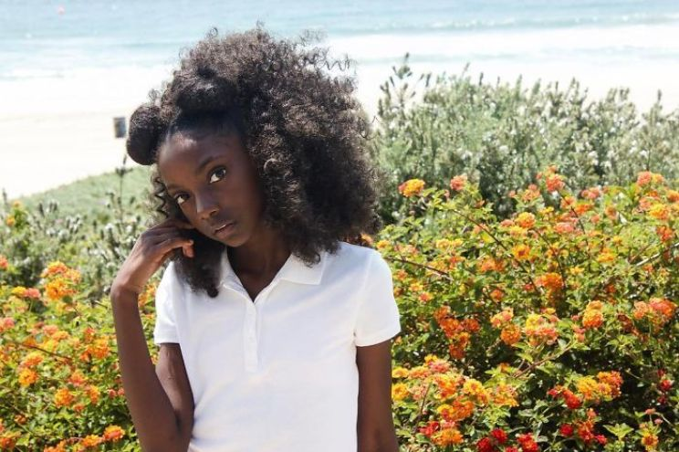 10-Year-Old Bullied For Her Dark Skin Tone Is Inspired To Start Her Own Fashion Line