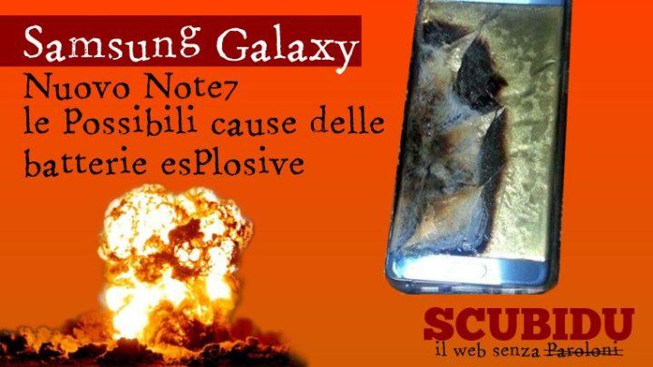 Samsung Galaxy Note 9, rischio di autocombustione?