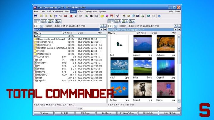 Total Commander | Il miglior file manager