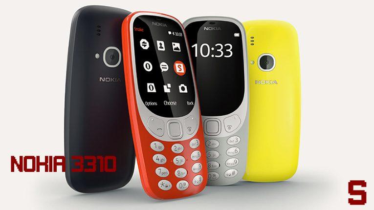 Nokia | Foto ufficiali della nuova versione del 3310