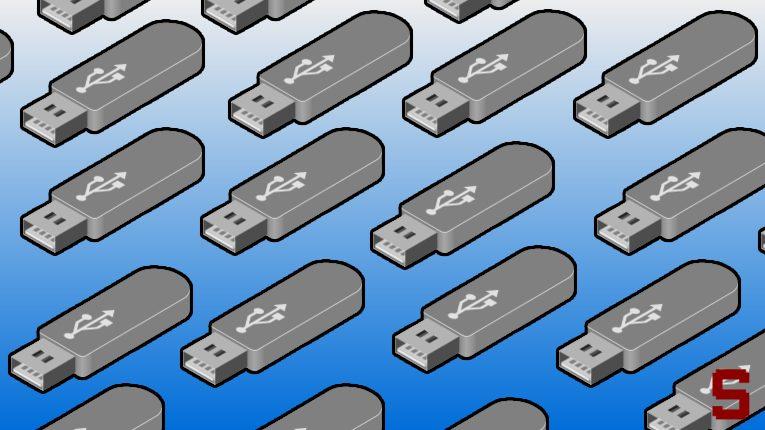 Rimozione sicura USB su Mac