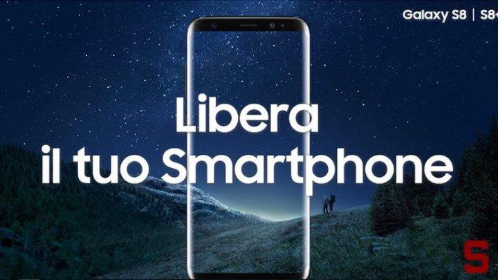 Samsung Galaxy S8   E' arrivato il nuovo top di gamma firmato Samsung